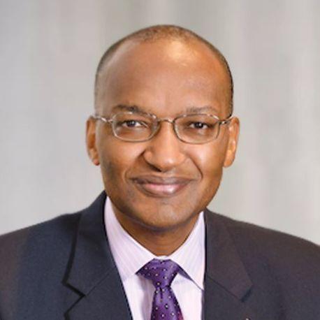 Dr. Patrick Njoroge